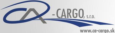 CA – Cargo medzinárodná kamiónová preprava